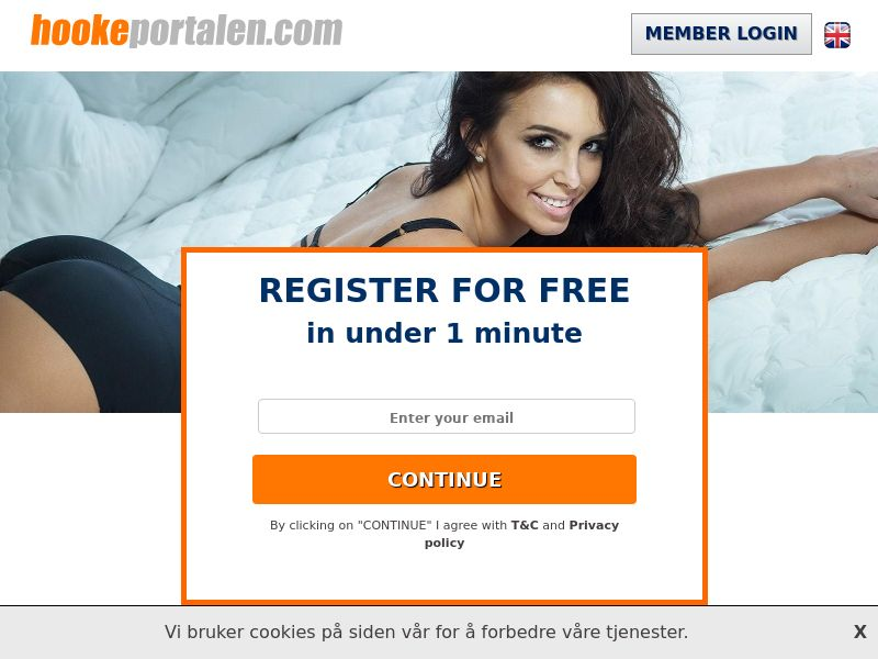 Hookeportalen - NO (NO), [CPL], For Adult, Dating, Content +18, Double Opt-In, Email Submit, women, date, sex, sexy, tinder, flirt