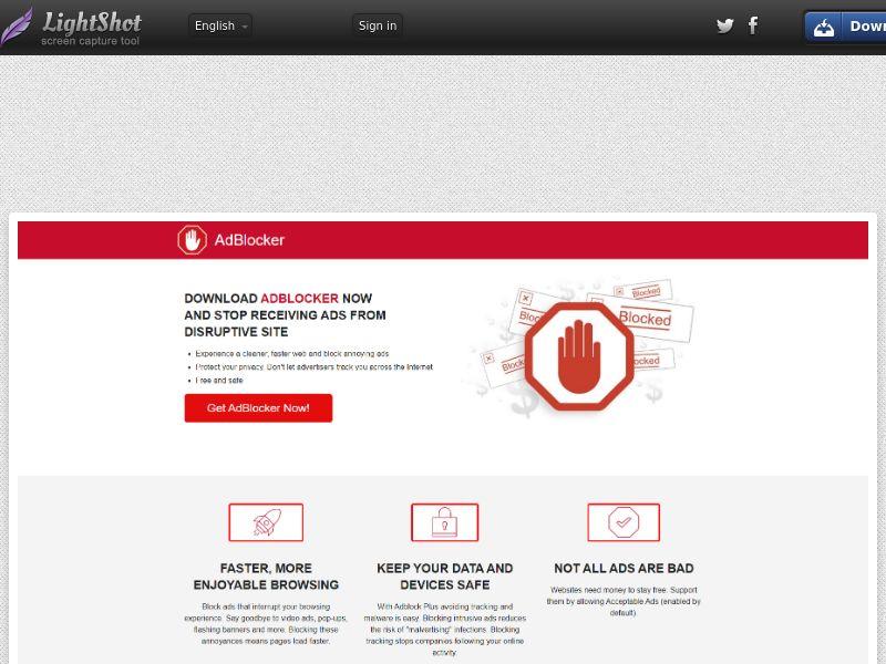 AdBlocker APK Multigeo [prelander]