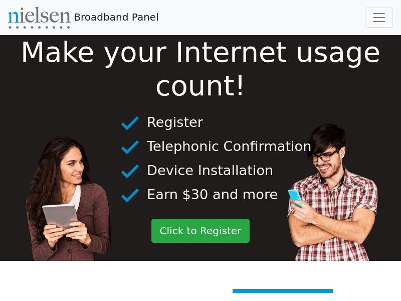Nielsen Broadband Panel - AU