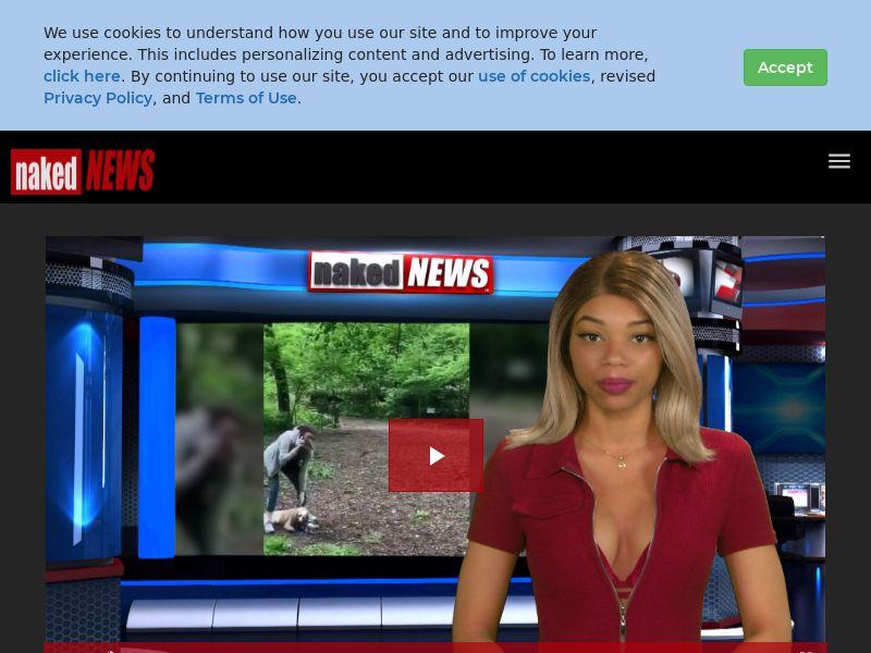 Entertainment - Naked News - Web Version (US, UK, AU, NZ) - Silver
