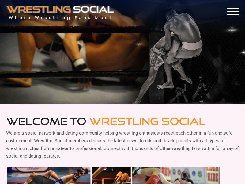 Wrestling Social