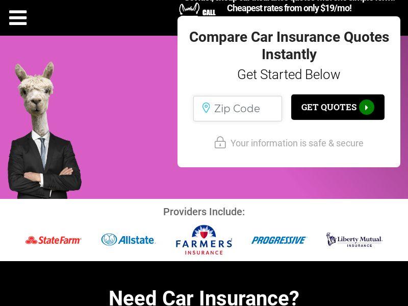 The Llama Auto Insurance (US) (CPL)