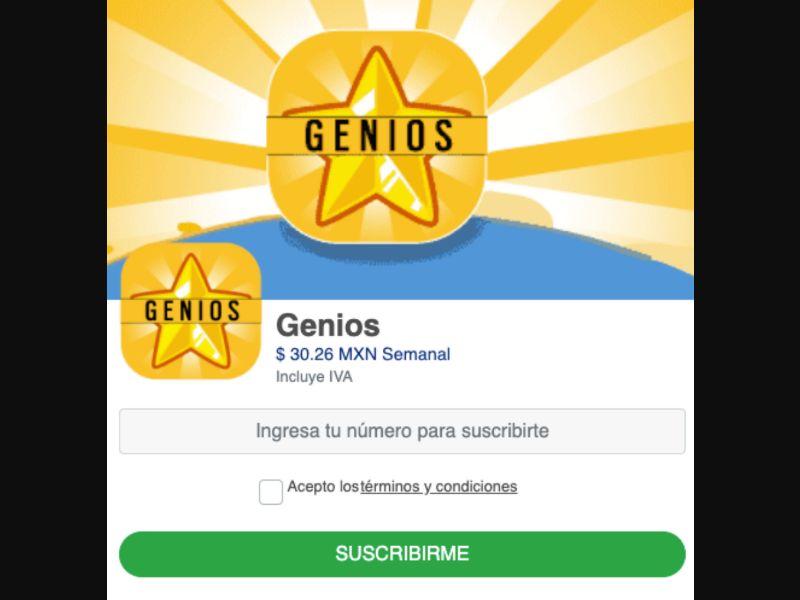 Genios (MX)