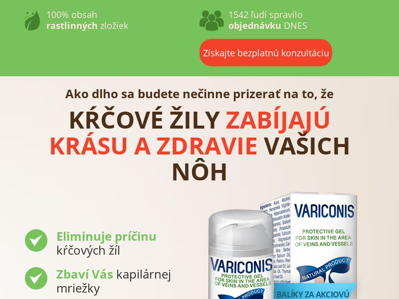 Variconis - COD - [SK]