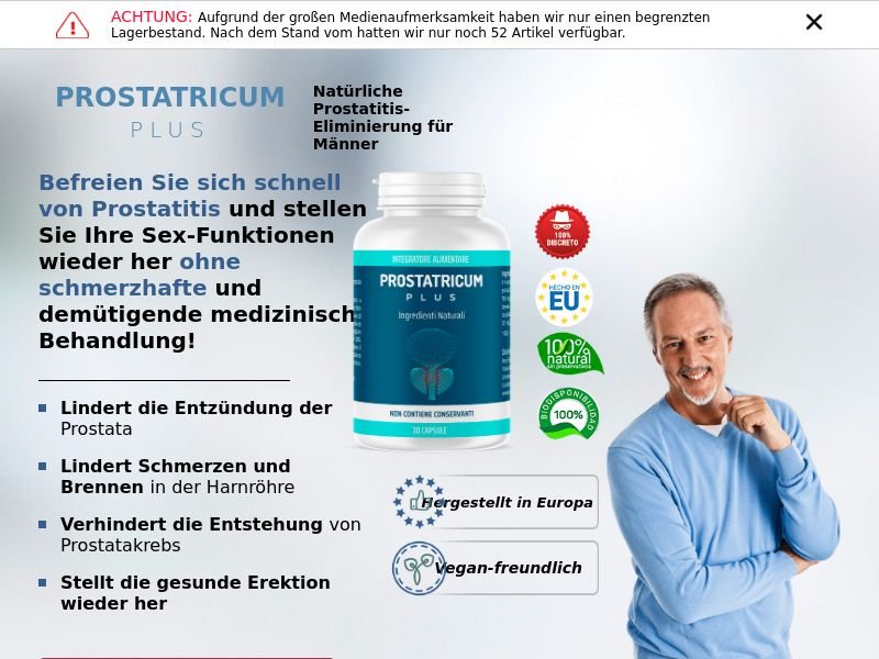 Prostatricum PLUS - COD - [AT]
