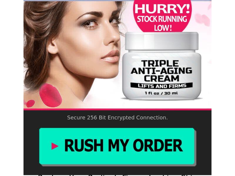 Triple Anti-Aging Cream (PPS) - Beauty/Skin/Health - US