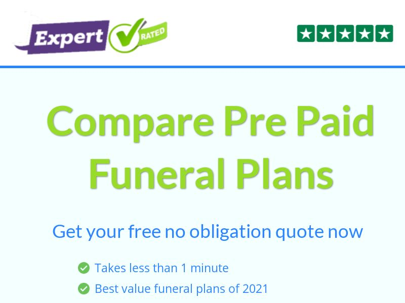 Funeral Plan (No Weekend Drops) (UK) (CPL) (Personal Approval)