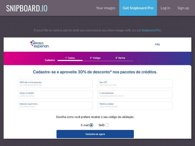 38439 - BR - Finance - Serasa Empreendedor - SOI (open cap)