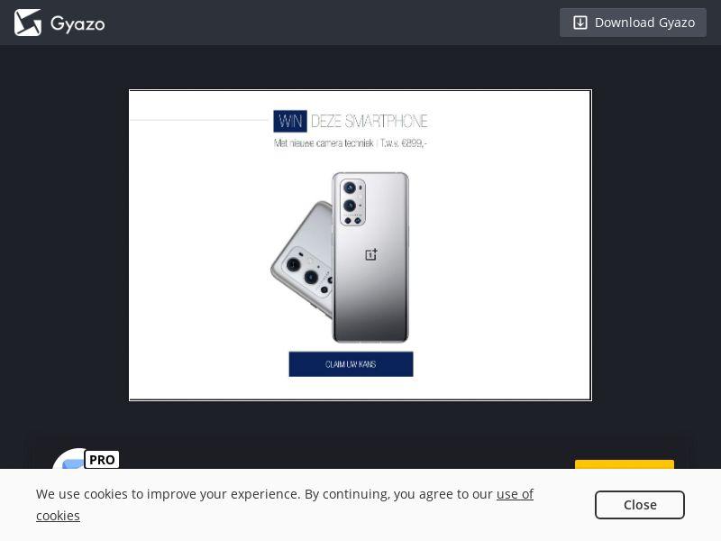 OnePlus Hasselblad Voucher (NL) (CPL)