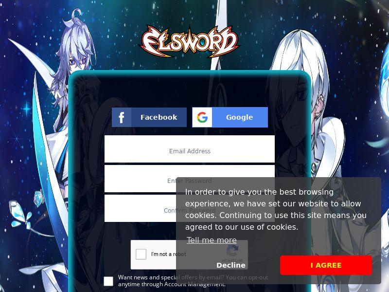 Elsword Online - SOI - France [KPI]