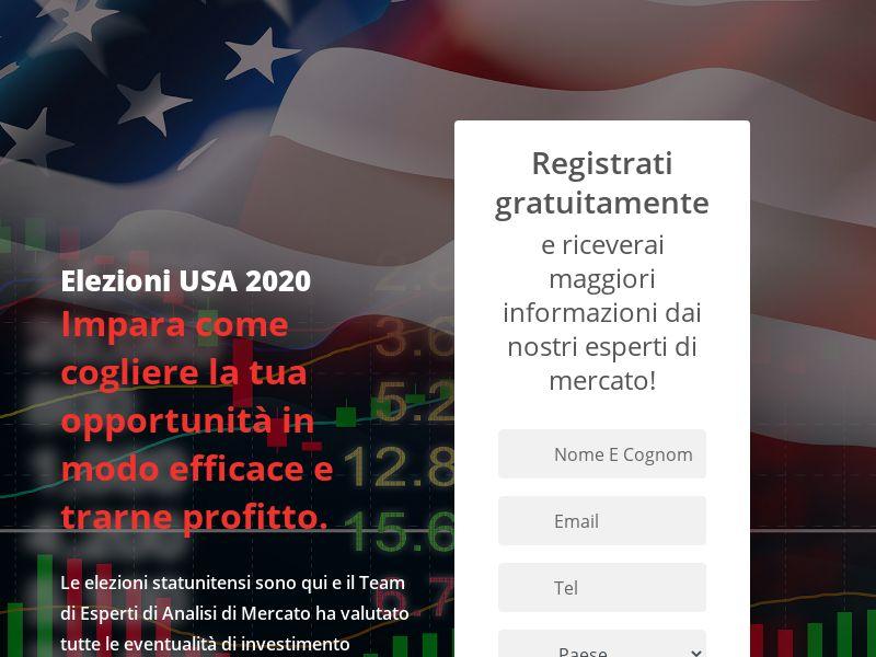 Elezioni USA 2020 CPL IT