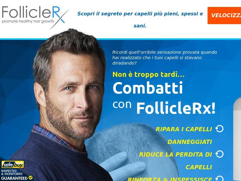 FollicleRx LP01 (Italian) - Male - Hair