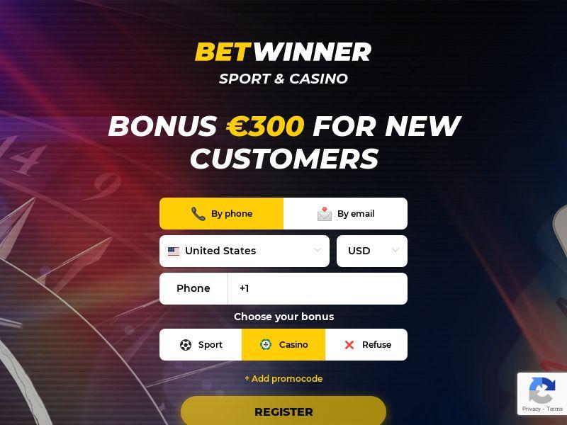 BetWinner Casino CPA 10 countries [Tier 3]