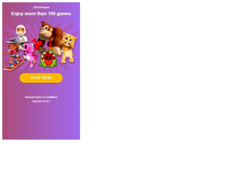 Buddy Games Zong