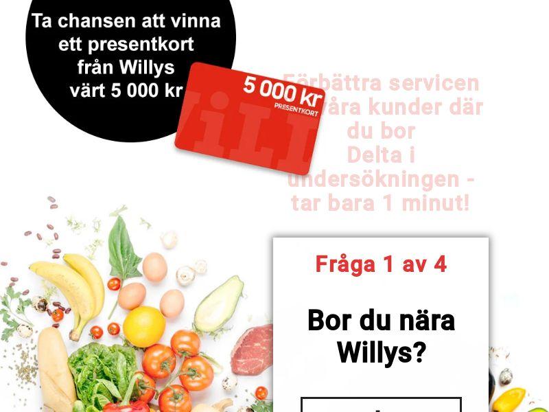 Willys - SE