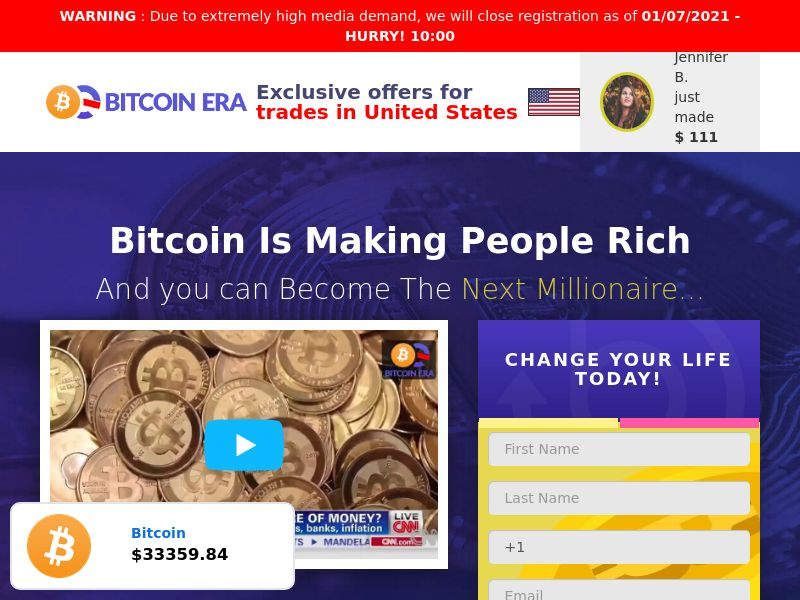 Bitcoin Era - CA