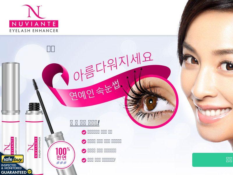 Nuviante: Eyelash Enhancer - KOREAN - (Hair)
