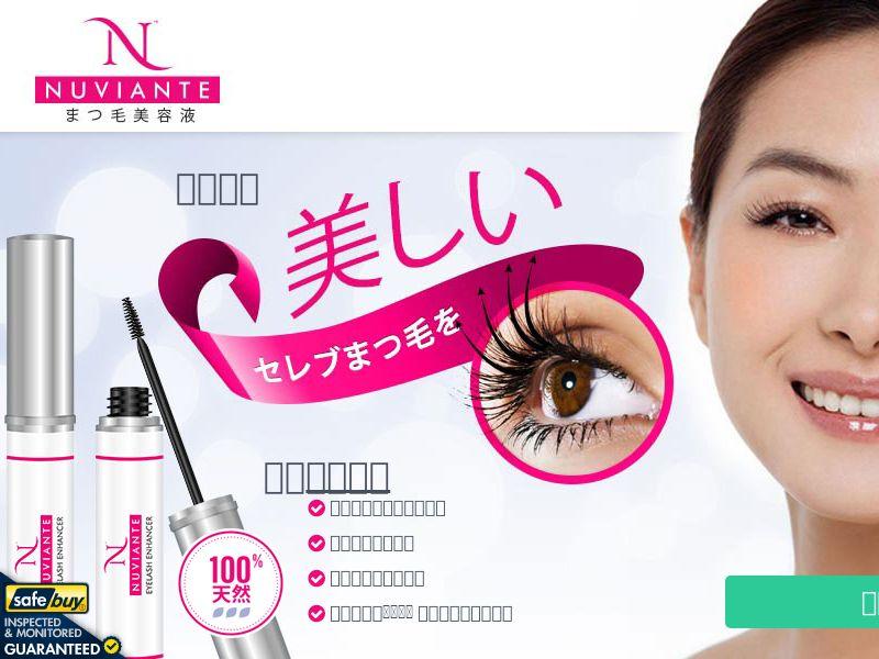 Nuviante: Eyelash Enhancer - JAPANESE - (Hair)