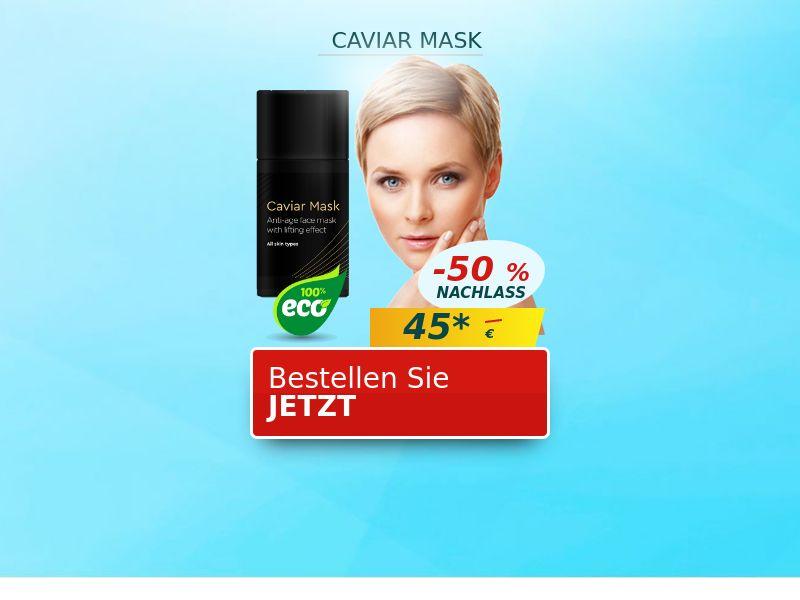 Caviar Mask - COD - [DE]