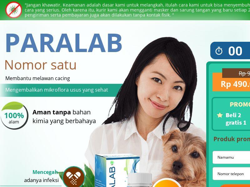 Paralab CPA ID