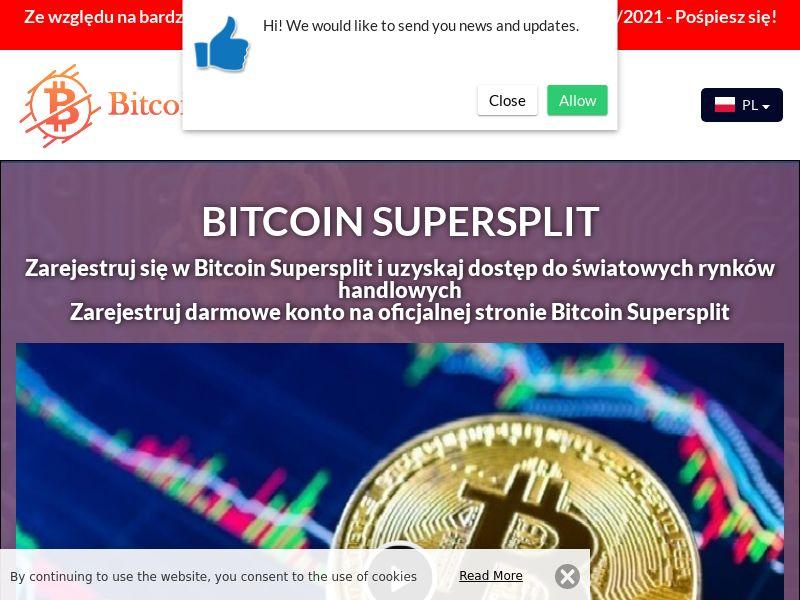 Bitcoin Supersplit Polish 3615