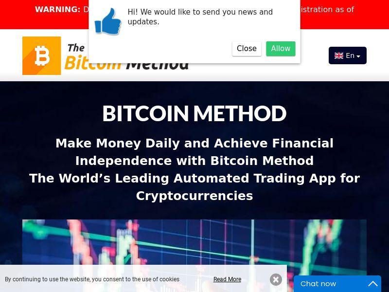 Bitcoin Method English 2180