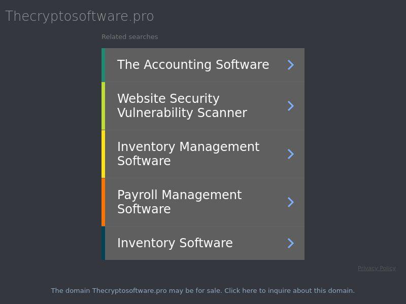 CryptoSoft DE (DE), [CPA]