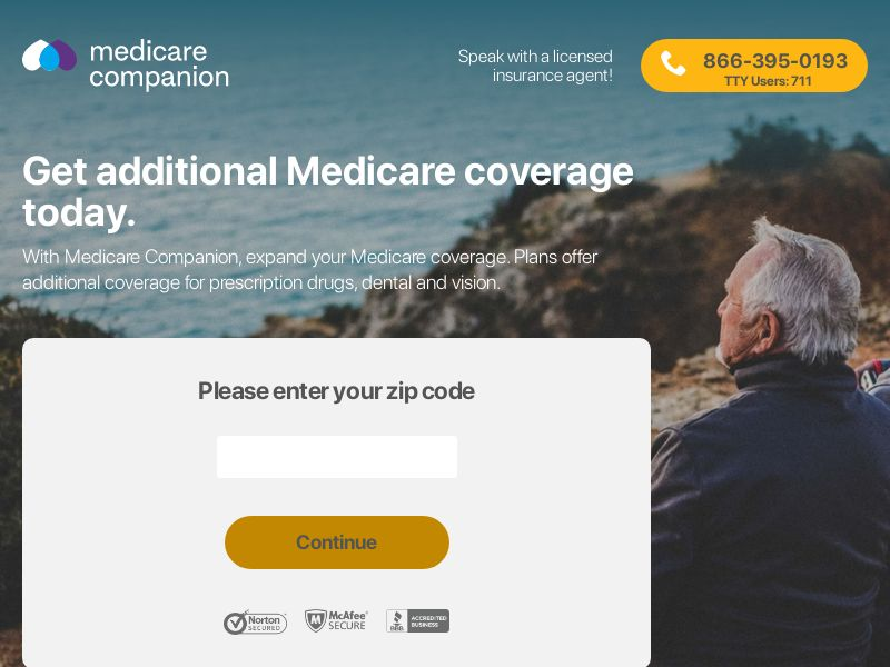 Medicare Companion (Email)