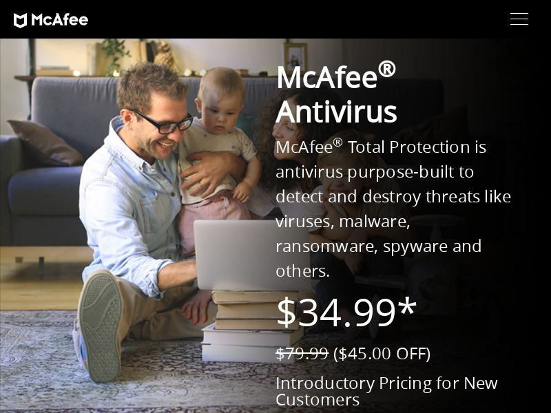McAfee Consumer - CPS | US