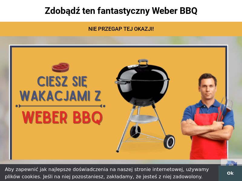 Weber BBQ - UK (GB), [CPL]
