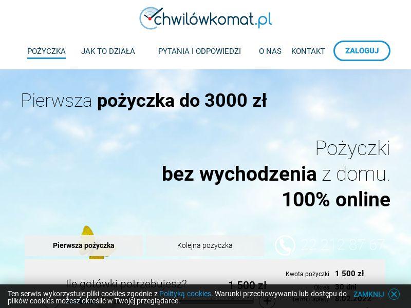 chwilowkomat (chwilowkomat.pl)