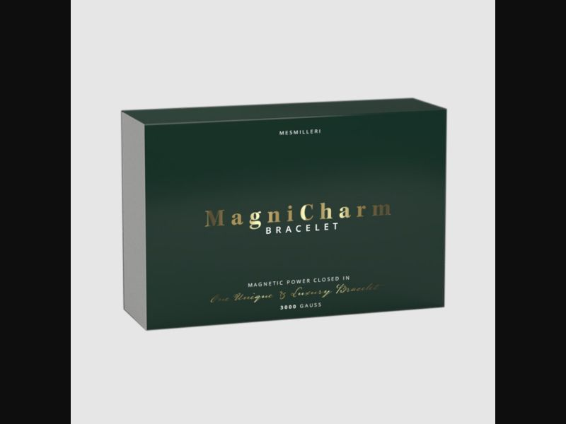 MAGNICHARM BRACELET - pain - bracelet - COD / SS - new creative available – DE – CPA