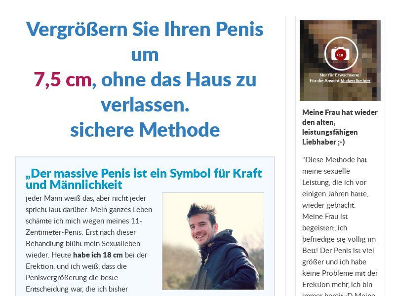 Penirium: Male Enhancement - CPL - Desktop & Mobile [DE]