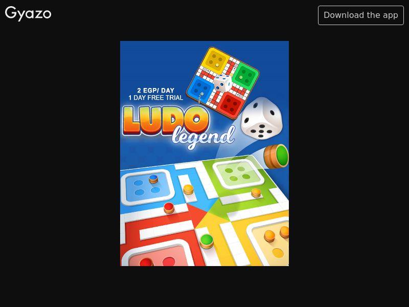 Ludo Legend (EG)