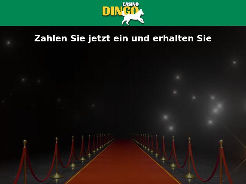 Dingo Casino CPA DE, NO, FI