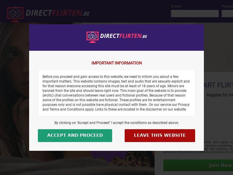 DirectFlirten - PPL DOI - BE (web) (private)