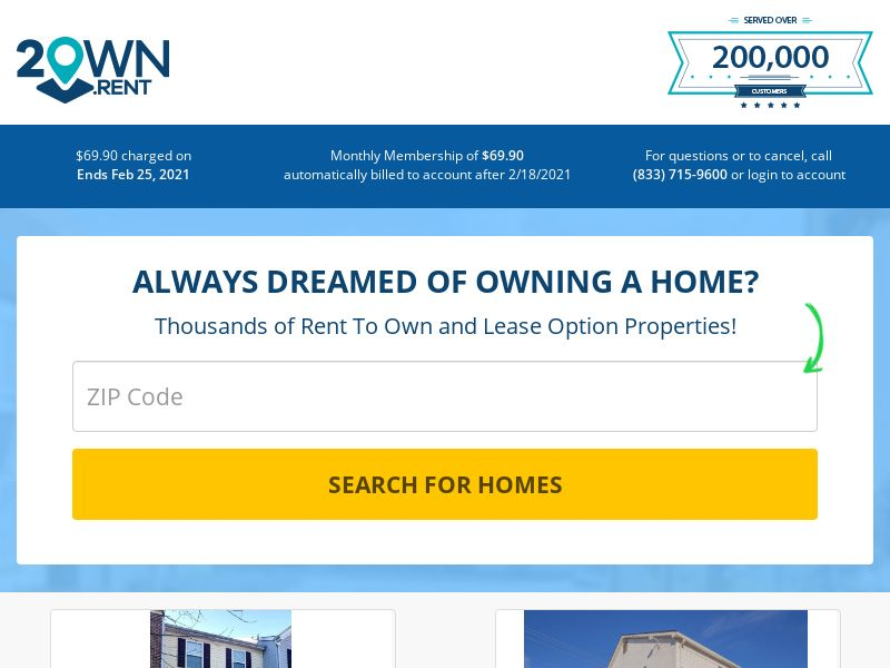 US - 2Own.Rent - Rent to Own - CPA