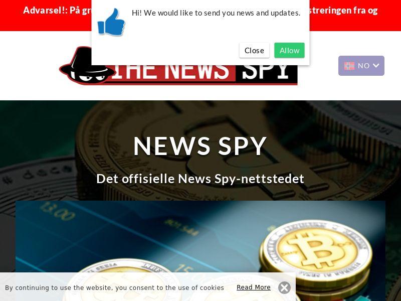 The News Spy Pro Norwegian 1109