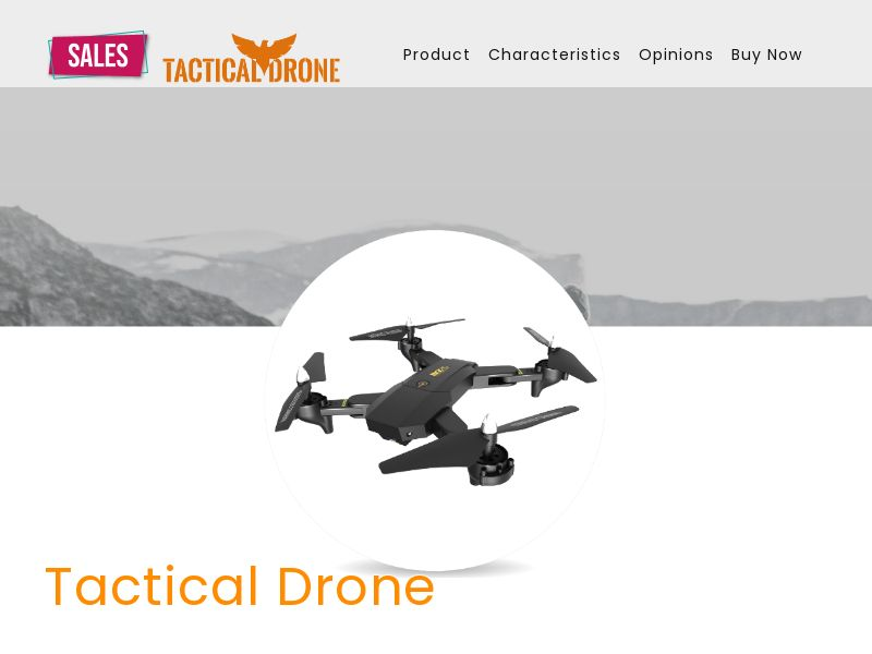 Tactical Drone (CPS) - INT
