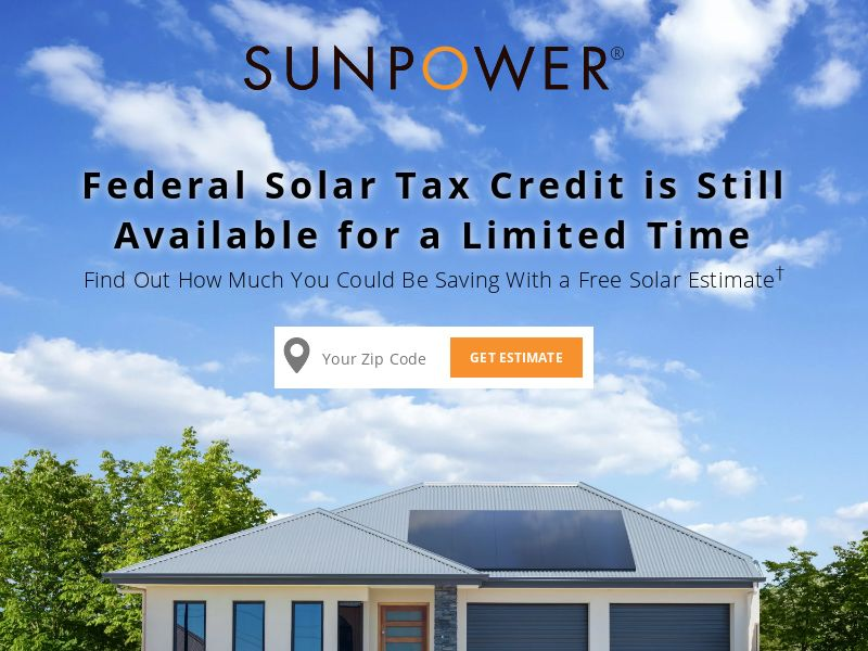 GoSunPower - Solar [US] (Email Only) - CPL {State Restriction | Subid Approval}