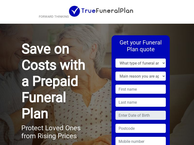 UK - True Funeral Plan