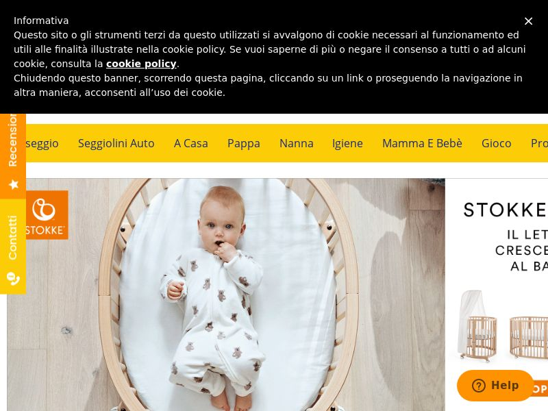LaChiocciolaBaby - IT (IT), [CPS], House and Garden, For children, Sell, shop, gift