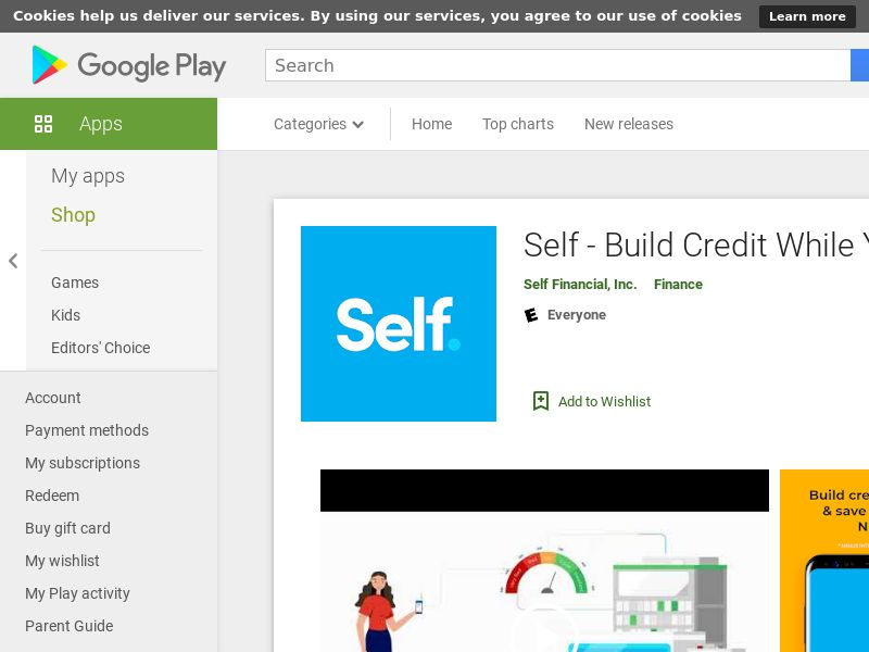 Self Lender US - Android (redirects only with real value of GAID)(hard kpi)