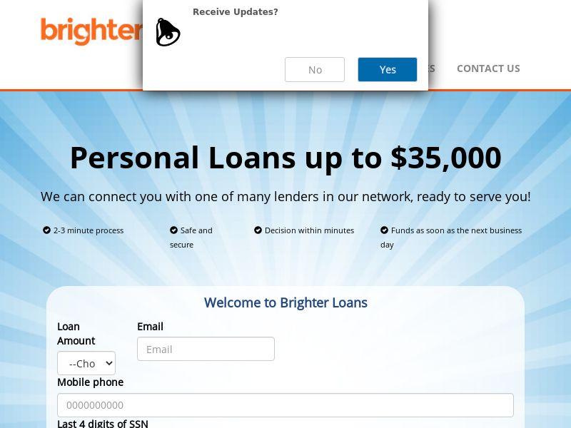Brighter Loans