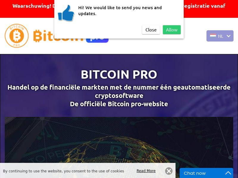 Bitcoin pro Dutch 2309