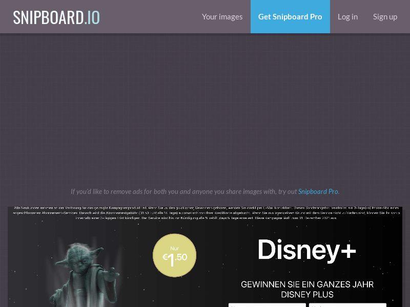 41446 - DE - PrizeOffers - Disney - CC submit