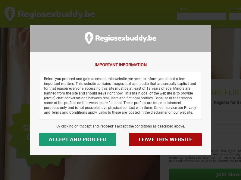 RegioSexBuddy - NL WEB