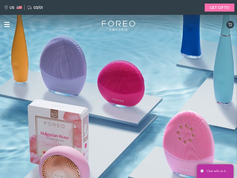 FOREO | CPS | WW