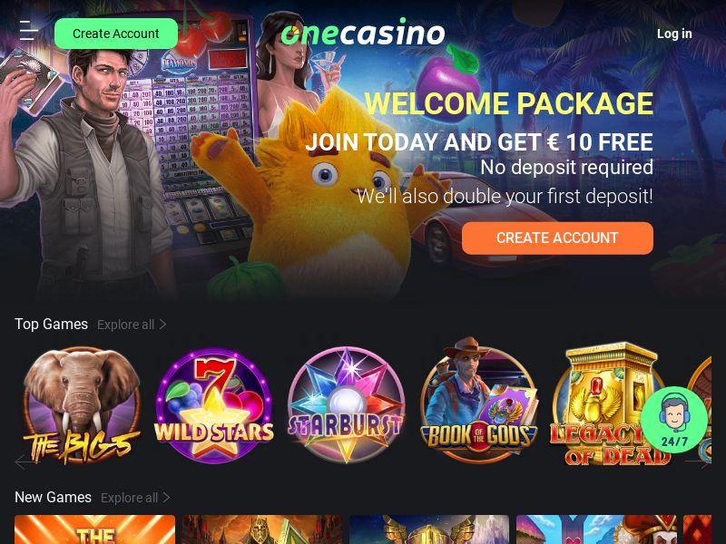 One Casino V2 - Germany [CPL]