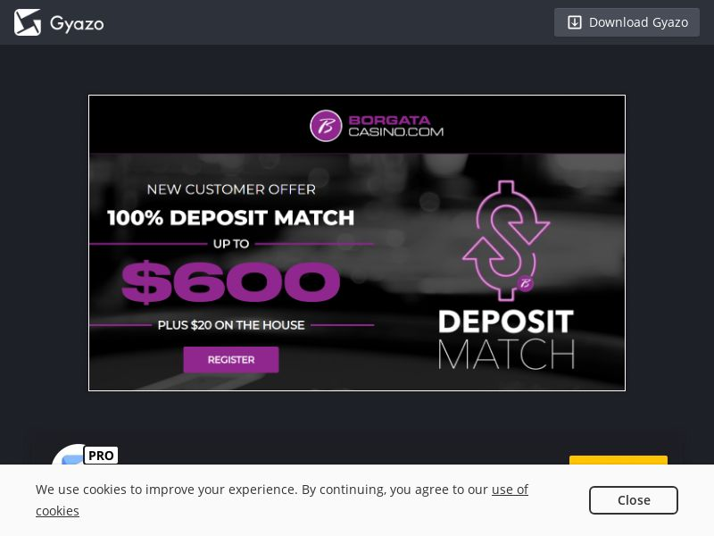 Borgata Sports NJ ONLY (Desktop/Mobile Web/iOS) | CPL (copy)